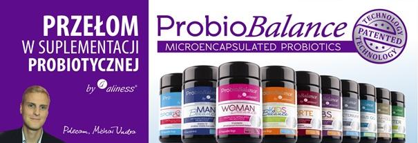 ProbioBalance probiotyki