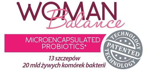 Probiotyk Woman Balance